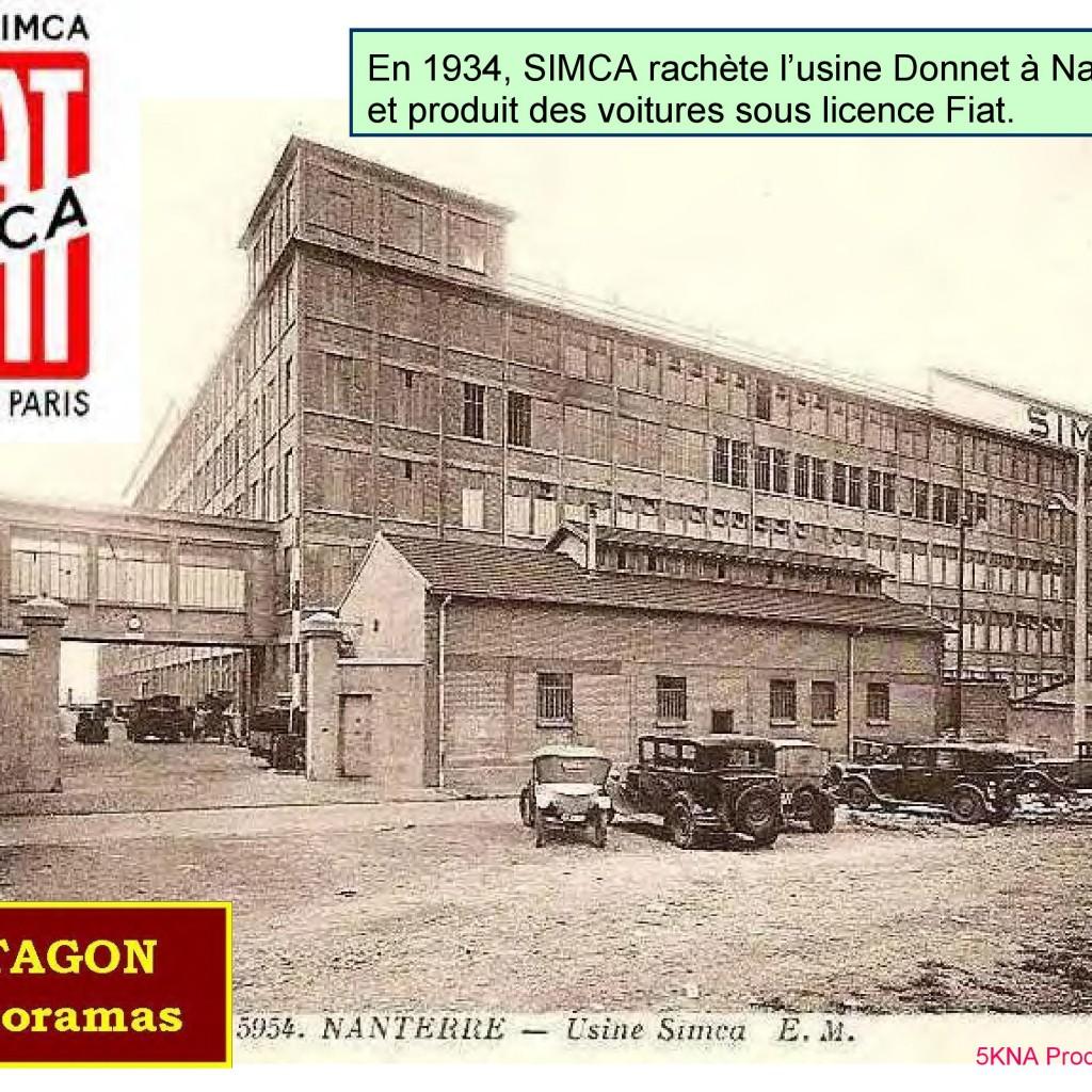 SIMCA Une Marque FRANCAISE Page 001