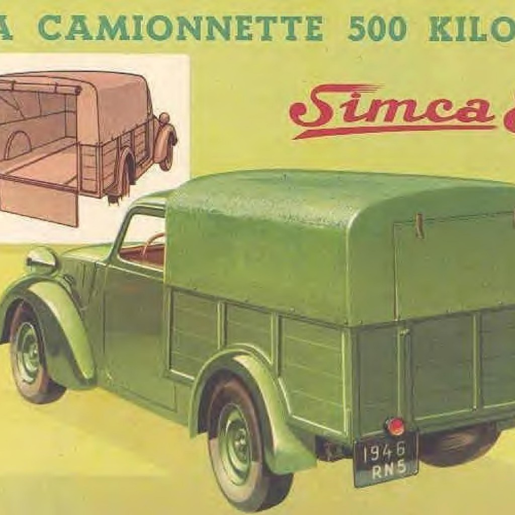 SIMCA Une Marque FRANCAISE Page 008