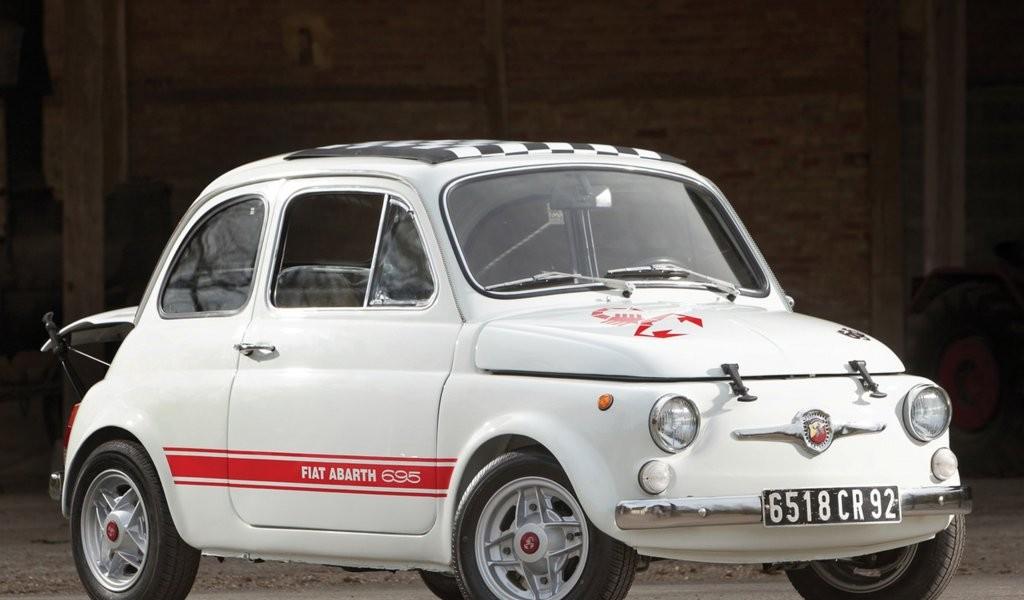 1970 Fiat Abarth 695 Car Classic Italy 4000x2667 1280x600