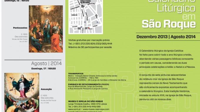 Museu De São Roque | CALENDÁRIO LITÚRGICO Em São Roque: Assunção | Domingo, 17 Agosto | 16h30