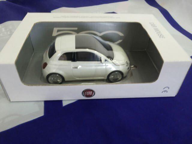 "Rato Informático ""FIAT 500"""