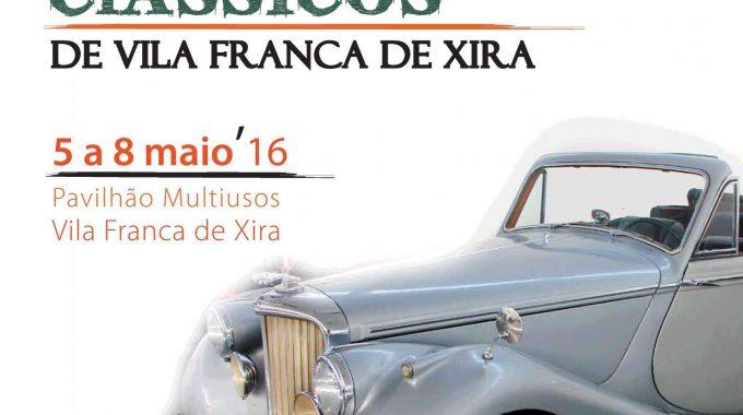5 Salão – Automóveis E Motociclos Clássicos De Vila Franca De Xira