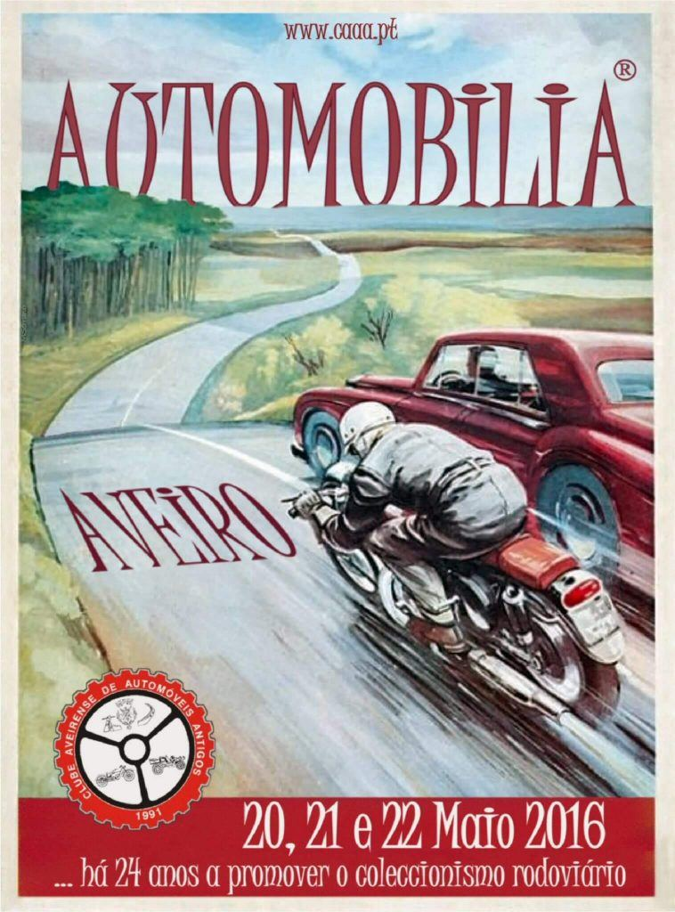 Cartaz Automobilia2016