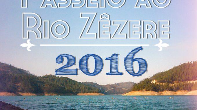 Montez la rivière Zêzere – 9 E 10 juillet