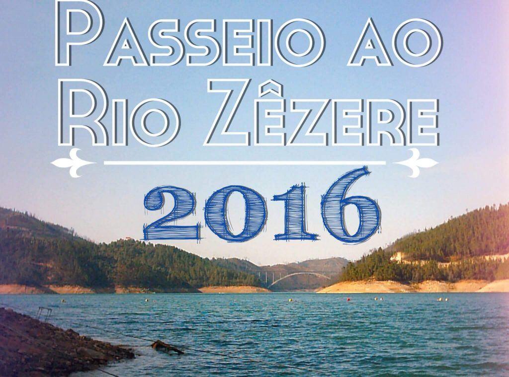 Passeio Ao Rio Zêzere – 9 E 10 De Julho