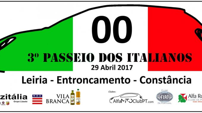 3No. walking Italian – 29 Of April