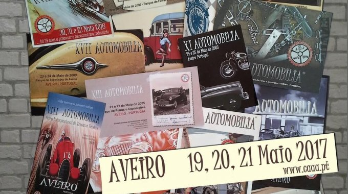 Automobilia – 19 A 21 Of May