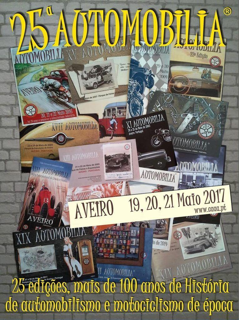 XXVAutomobilia Poster incl