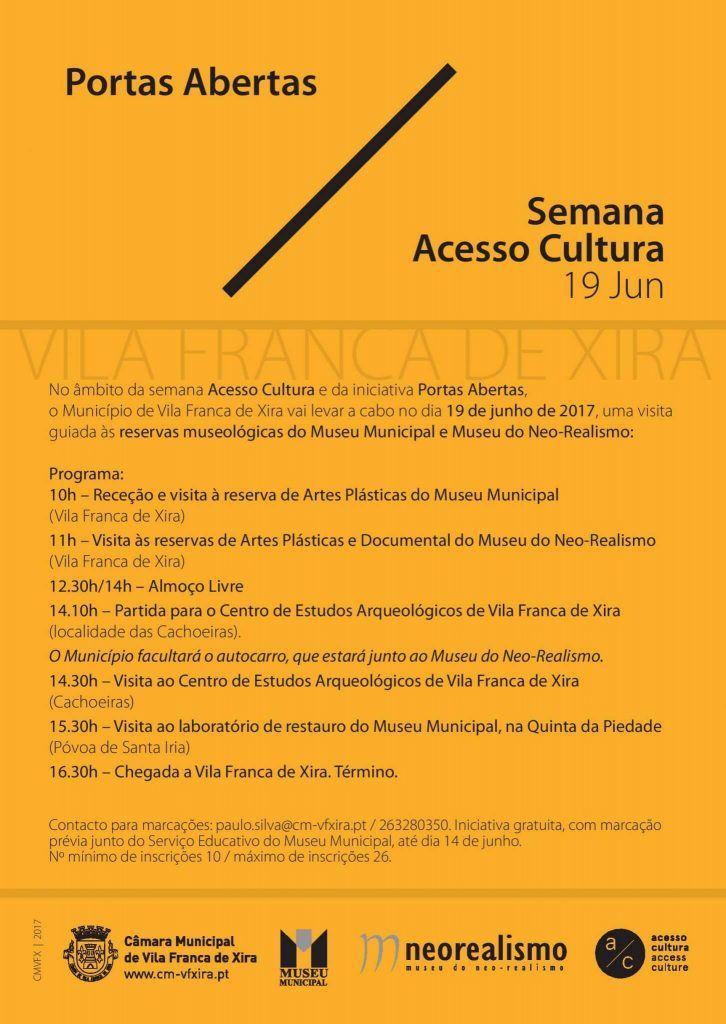 Iniciativa Portas Abertas 2017 – 19 De Junho