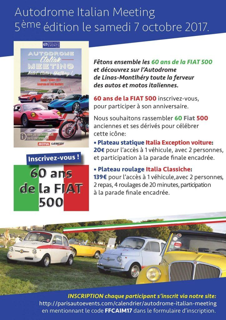 60 Ans FIAT 500 A4 FFC page 001