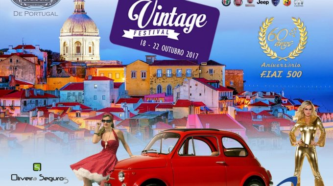 vintage Festival 2017 * 18 – 22 Outubro 2017 – IN