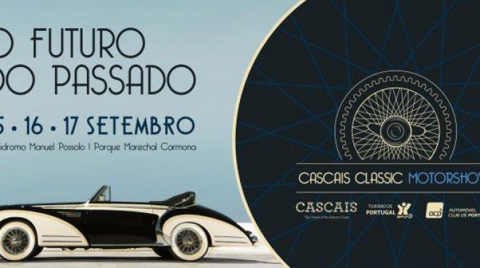 Cascais Classic MotorShow 2017 – 15, 16 E 17 De Setembro