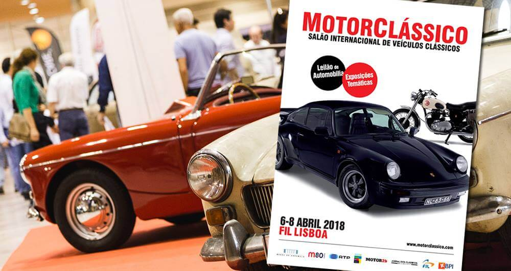 salle Motorcássico – 6/4 – 8/4 – IN – De Foire Internationale de Lisbonne